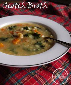 How to make Scotch Broth like a Scot