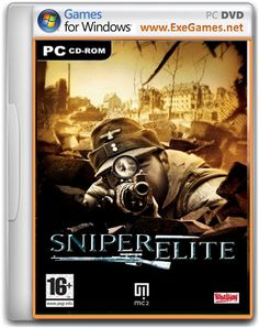 Sniper Elite. One of the best sniper games ever made. I own both the xbox and PC versions.