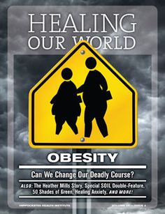 Obesity: Can We Chnahe Our Deadly Course