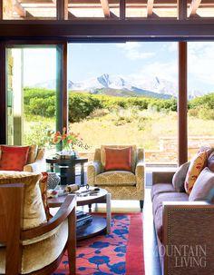 Interiors On Pinterest Home Interiors Mountain