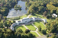 Paleis Soestdijk, lucht foto