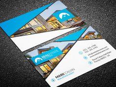Real Estate Business Card 40 - http://graphicpick.com/downloads/real-estate-business-card-40/
