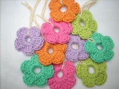 Easy Peasy Flower Pattern