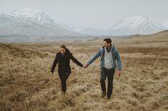 Kitchener Photography | UK Fine Art Wedding Photography: Robby and Marina - A marriage proposal at Glencoe, Scotland.