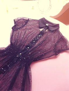 Fifi Chachnil tulle sparkle dress