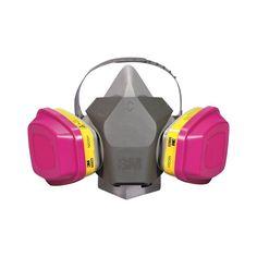 3M Professional Multi-Purpose Respirator Black Drop Down - nov