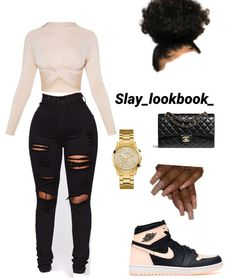 Baddie Outfits Casual, Swag Outfits For Girls, Teenage Girl Outfits, Cute Swag Outfits, Cute Comfy Outfits, Teenager Outfits, Dope Outfits, Teen Fashion Outfits, Trendy Outfits
