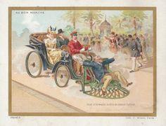 Mai più investiti! Grazie al caccia-pedoni, 1899