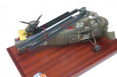 Gallery model Sikorsky from Gallery Models, a scale model built by Rudi Meir in Scale Models, Nerf, Vacuums, Helicopters, Vacuum Cleaners, Choppers