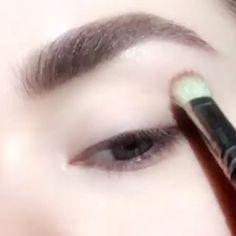 """History of eye makeup """"Eye care"""", put simply, """"eye make-up"""" has long been a subject Eye Makeup Art, Eye Makeup Tips, Glam Makeup, Makeup Inspo, Eyeshadow Makeup, Makeup Inspiration, Makeup Brushes, Beauty Makeup, Hair Makeup"""