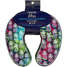 Travel Bliss Pineapple Travel Pillow | Bealls Florida