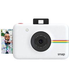 Point  and  shoot instant, digital camera with Zero Ink Zink printing technology for smudge-proof, vibrant 2inches x 3inches photos.  10 MP digital camera 6 Shooting modes 10 second timer Prints witho