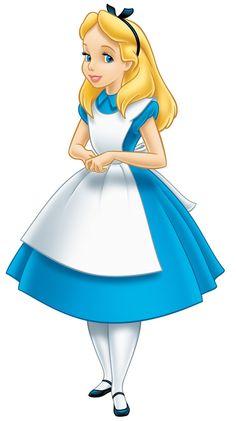 UNOFFICIAL DISNEY PRINCESSES: Alice