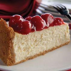 It's a rich, creamy, cherry-topped showstopper that's so easy, even beginners can pull it off.
