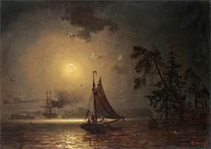 """Genre """"marina"""" - WikiArt.org"""