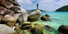 Anambas Island, Riau, Indonesia
