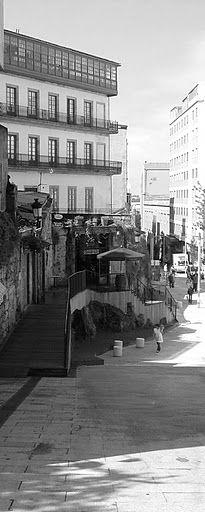 Vinoteca Cabernet, en el Casco Vello de #Vigo