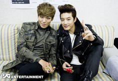 Choi Seung Hyun TOP from Big Bang Bingu and se7en
