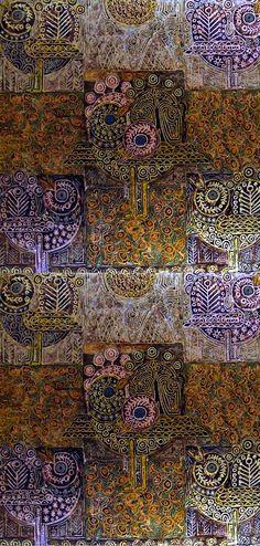 Iranian artist, Mohammad Hadi Fadavi