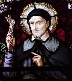 The Gospel message is centered on love. Saint Vincent de Paul lived a life of charitable love. Read to learn more about this Apostle of Charity. Catholic Saints, Roman Catholic, Catholic Theology, Catholic Quotes, Catholic Prayers, Patron Saints List, St Vincent Depaul, Daughters Of Charity, Religion