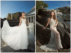 On your wedding day, do you wish to look like: A Supermodel on a fashion spread? A Queen fit for royalty? A Fairytale Princess? Or a Hollywood celebrity on the Best Dressed list? Say goodbye to mediocrity and take it up a notch! Choose from these ready-to-wear wedding dresses or bridal gowns from Julie Vino, …