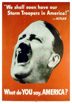 Published: 1942 - Yeeeeeah...not so much Hitler