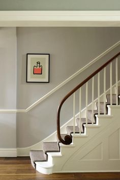 Designer Antony Joseph is part of a family full of creativity. Rise And Run, Entrance Ways, Cute House, Banisters, Outdoor Lounge, Home And Family, Home And Garden, Stairs, Loft
