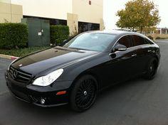 2008 Mercedes CLS 550