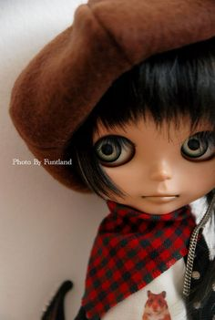 OOAK Custom Neo Blythe Art doll by funtland on Etsy, $699.00