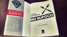 No Sufoco - Chuck Palahniuk / Simone Escreve