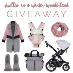 Go to --> @mycheekygiveaway next  We have teamed up to spoil one lucky follower with a stroller coat cozy boots scarf baby carrier and diaper bag!  Entry is easy:  1. FOLLOW ME  2. LIKE this post. 3. Head to next shop mentioned in first line. 4 for an extra entry COMMENT your favorite thing about winter  Follow the steps above until you make it back here. Anyone who has won a loop in the past 6 months is not eligible. Please make your account public during the giveaway. Prizes not…