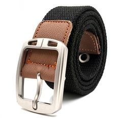 UW5 Womens Real Genuine Leather Dark Brown Belt 1.25 Wide S-XL Thick Casual Jeans