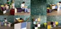 Puzzle Furniture: For your ever transforming needs | Hometone