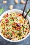 Rainbow Veggie Dragon Noodles   Get Inspired Everyday!