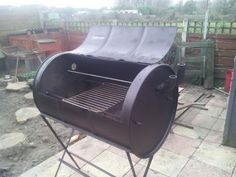 how to build a griller