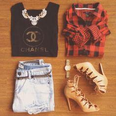 kkarmalove fashion via | tumblr
