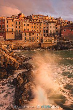 Tellaro, Liguria, Italy.