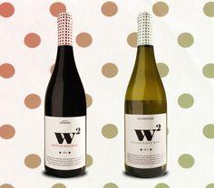 Para W2 diseñamos una imagen y packaging modernas y con un toque folclórico español. Un vino tinto y un blanco orientados al mercado neoyorquino.
