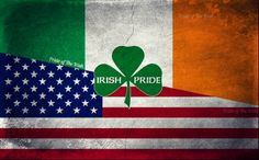 Irish/American.