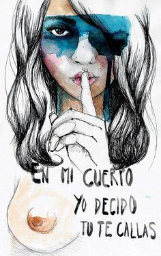 Ilustraciones de la web Proyecto Kahlo