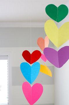 let's make hearts!!! www.missflamingo.gr