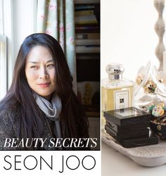 BEAUTY SECRETS from women who don't look their age: Seon Joo on her favorite skincare products, make up and other beauty secrets...