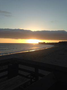 Love my evening walk Ventura pier