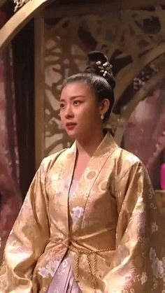 Moonlight Drawn By Clouds, Empress Ki, Ha Ji Won, Royal Dresses, Period Dramas, Gifs, Korean, Sari, Fandoms
