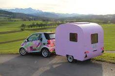 Bildergebnis für kleine wohnwagen