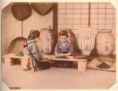 日本っていいなぁ・・・1860年代頃に撮影された日本   Amp.