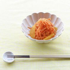 【食材活用レシピ】にんじん1本をおいしく食べきる、キャロットラペ