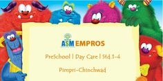 What you and your kids always wanted from a school all comes under one roof : #WantMadeHappen   #Register now: http://www.asmgroup.edu.in/empros/   #EmprosInternationalSchool #Pune #Chinchwad #DayCare #PreSchool