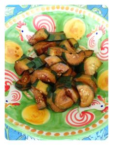 Balsamic Pickles