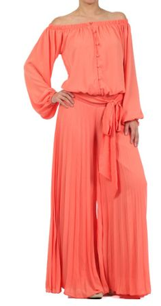 Jumpsuits-Black Pleated Flared Wide Leg Jumpsuit- Pleated stretch-crepe and stretch-twill jumpsuit